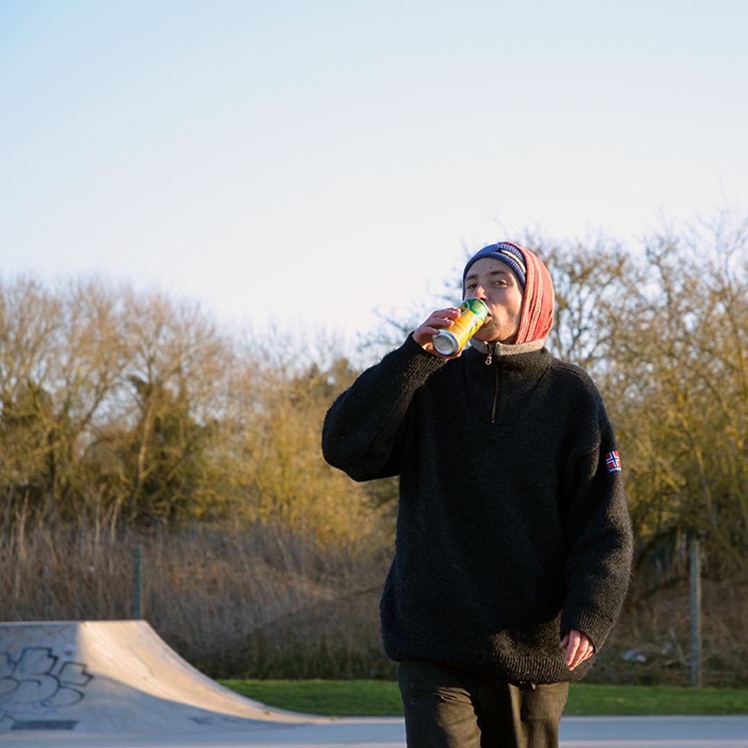 skateboarding yeah